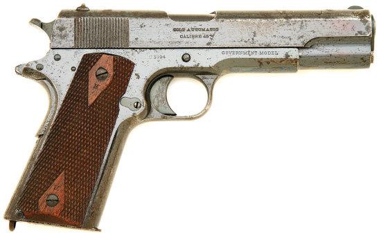 Colt Model 1911 Semi-Auto Pistol