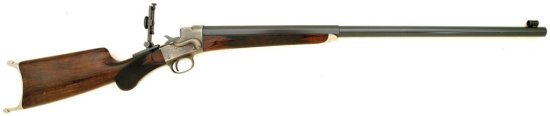 "Remington Hepburn No. 3 ""B"" Grade Match Rifle"