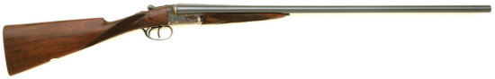 Webley And Scott Boxlock Model 700 Double Ejector Shotgun