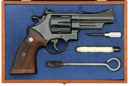 Smith & Wesson Model 29 Double Action Revolver