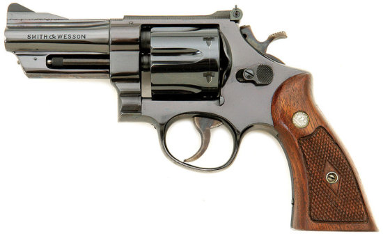 Smith & Wesson .357 Magnum 1950 Model Hand Ejector Revolver