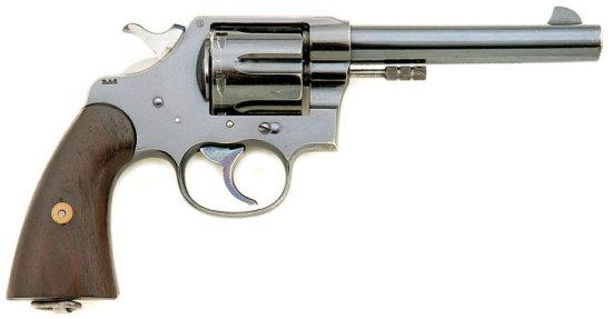 U.S. Model 1909 Revolver By Colt
