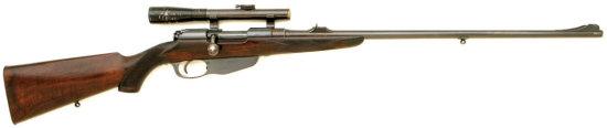 Custom Alexander Martin Steyr Model 1892?Magazine Sporting Rifle