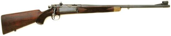 Custom 1892 Krag Magazine Sporting Rifle By Griffin & Howe