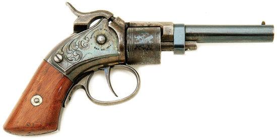 Mass Arms Company Maynard Primed Pocket Model Percussion Revolver