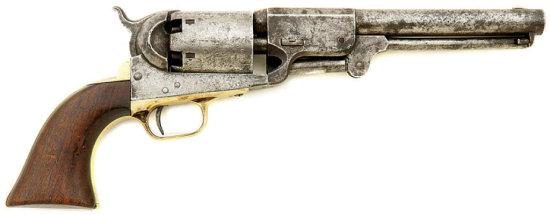 """Colt Third Model Civilian Dragoon With Rare 8"""" Barrel"""