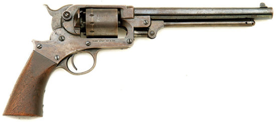 Starr Model 1863 Single Action Percussion Army Revolver