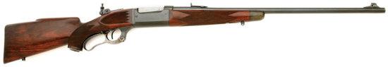 Custom Savage Model 99 Rifle By Thomas Shelhamer