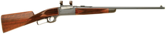 Custom Savage Model 99 Rifle By Griffin & Howe