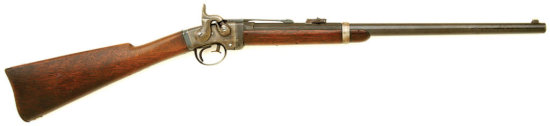 Smith Civil War Carbine By Poultney & Trimble