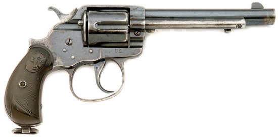 U.S. Model 1902 Philippine Double Action Revolver By Colt