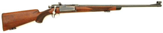Unmarked Custom Springfield Krag Jorgenson Magazine Sporting Rifle