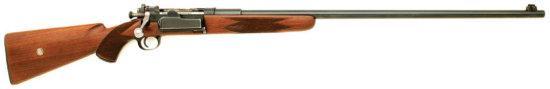 Custom Norwegian Model 1894 Krag Magazine Sporting Rifle Of Famed Shooter Frantz Rosenberg