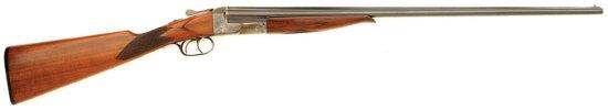Iver Johnson Hercules Boxlock Double Shotgun