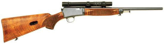 Splendid Custom Winchester Model 63 Semi-Auto Carbine By Hal Hartley