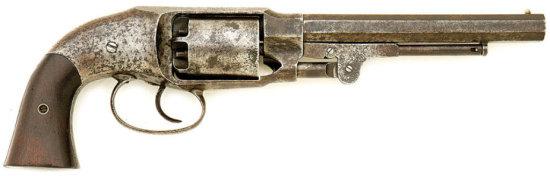 C.S. Pettengill Army Model Percussion Revolver