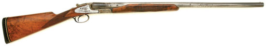 L.C. Smith Pigeon Grade Sidelock Double Ejectorgun