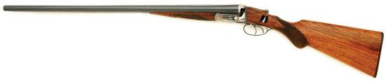 Rare A.H. Fox A Grade Factory Cut-Away Boxlock Double Shotgun