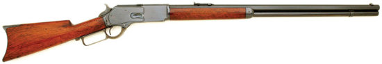 Outstanding Winchester Model 1876 Lever Action Rifle