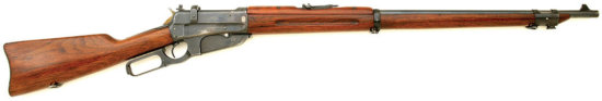 Winchester Model 1895 Russian Contract Lever Action Musket