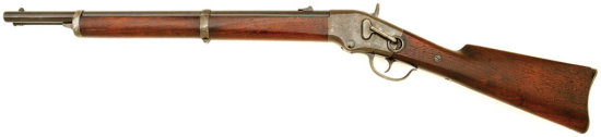 Ball Repeating Carbine By Lamson & Company