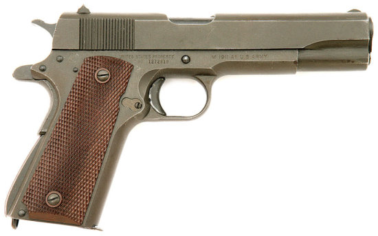 U.S. Model 1911A1 Pistol By Ithaca Gun