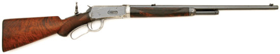 Winchester Model 1894 Special Order Deluxe Takedown Lightweight Short Rifle