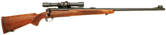 Winchester Pre 64 Model 70 Bolt Action Rifle