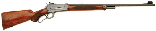 Winchester Model 71 Deluxe Lever Action Rifle