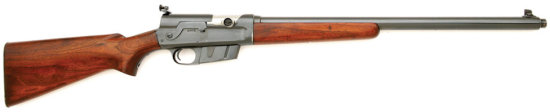 Remington Model 81 F.B.I. Semi-Auto Rifle