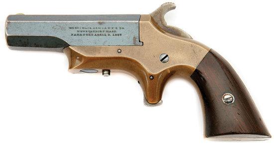 Merrimack Arms Company Southerner Deringer