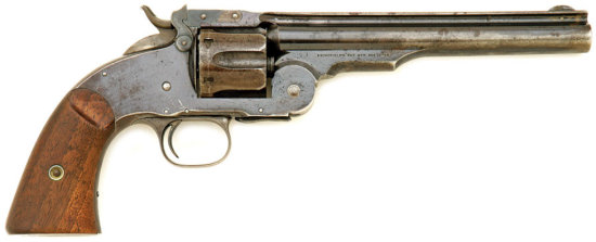 U.S. Smith & Wesson Model 1875 First Model Schofield Revolver