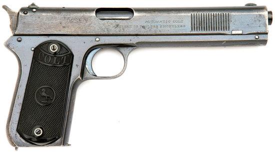 Colt Model 1900 Civilian Model Semi Auto Pistol
