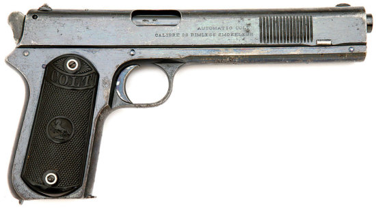 Very Early Colt Model 1902 Sporting Model Pistol