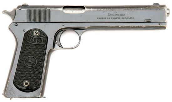 Colt Model 1902 Military Pistol