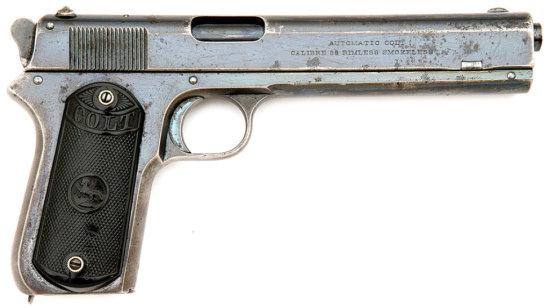 Colt Model 1902 Sporting Pistol