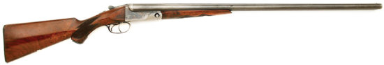 Parker VH Boxlock Double Shotgun