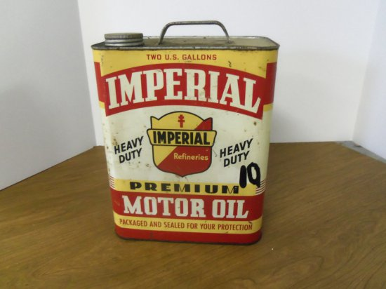 IMPERIAL OIL CAN