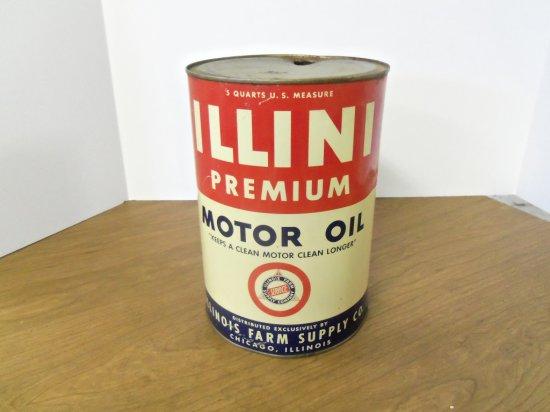 ILLINI OIL CAN