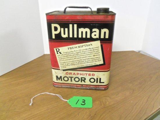 PULLMAN OIL CAN