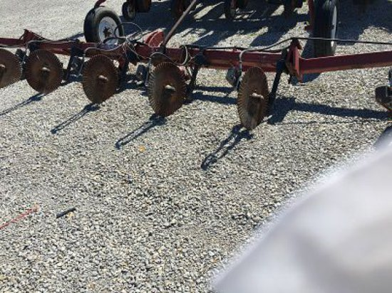 3PT MOUNT ANHYDROUS APPLICATOR