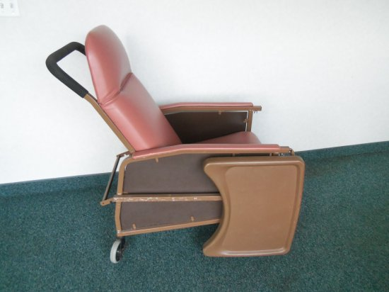"""""""INVACARE """" patient chair"""