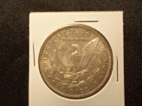 1878 - S  Morgan Dollar