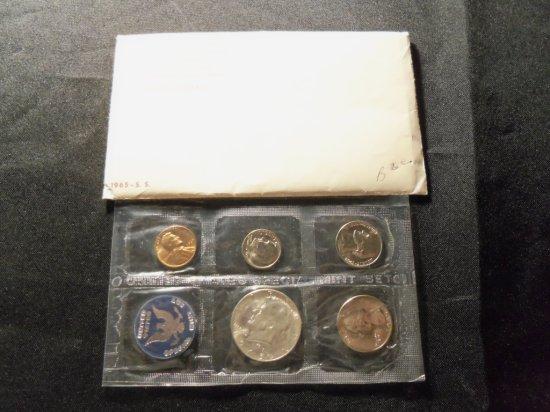 1965 UNCIRCULATED U.S. MINT SET (S.S.)