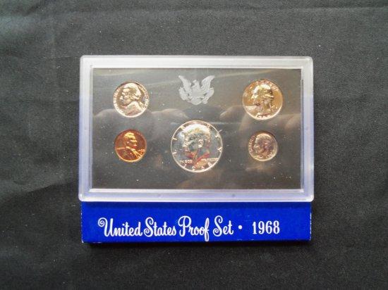 """""""1968"""" US PROOF SET"""