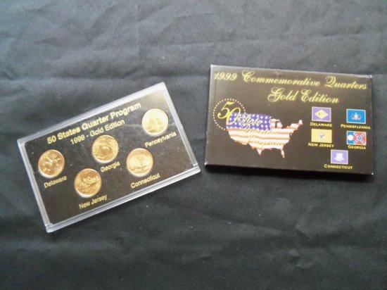 """""""1999"""" COMMEMORATIVE COIN SET"""