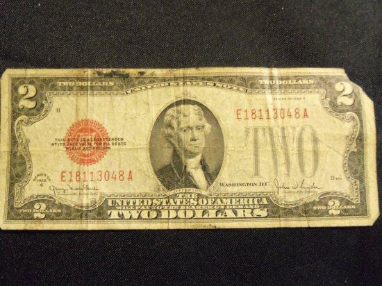 1928 G  $2  BILL