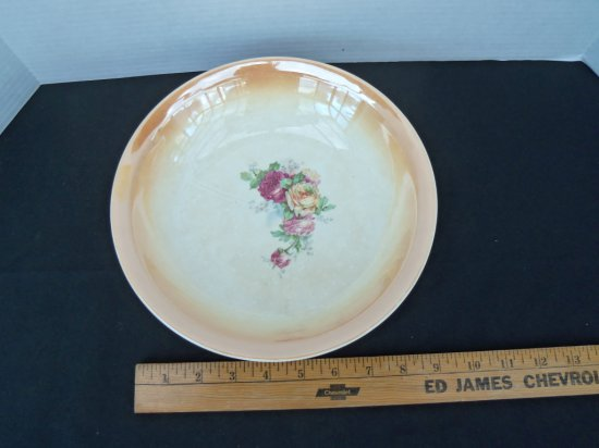 """DERWOOD"" Flowered Bowl"