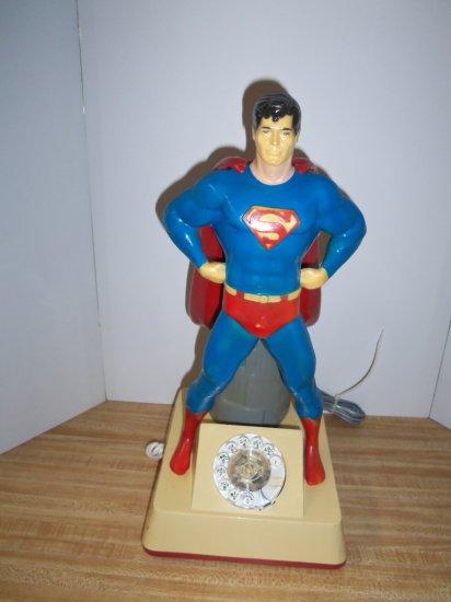 """SUPERMAN ' DESK PHONE"