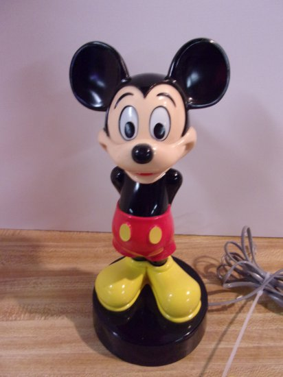 """STANDING """"MICKEY MOUSE"""" PHONE"""